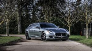 2016 Maserati Quattroporte 3.0 TD Shooting Brake Cinqueporte by Adam Redding Classic Cars