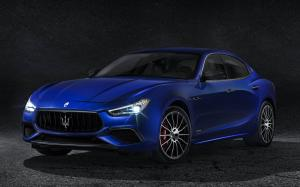 Maserati Ghibli S Q4 GranSport Carbon Pack 2017 года