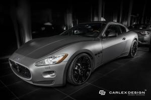 Maserati GranTurismo Glamour Version by Carlex Design 2017 года