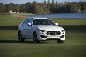 2017 Maserati Levante S Q4 GranSport