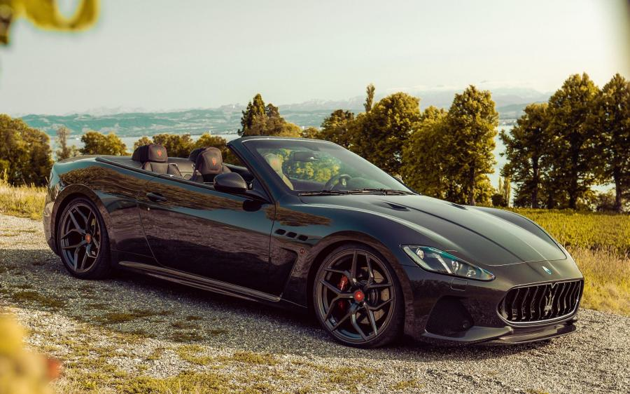 2018 Maserati GranCabrio MC by Pogea Racing