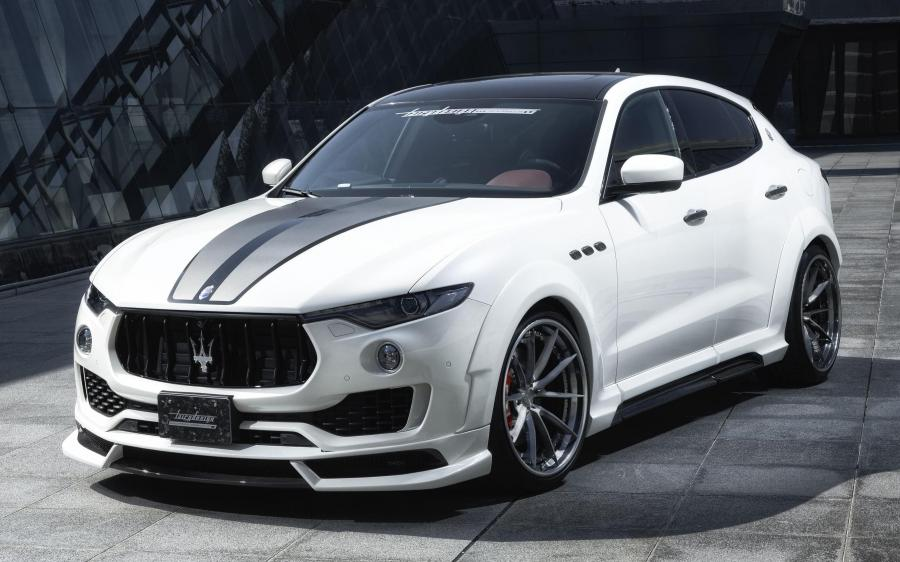 Maserati Levante by Fairy Design