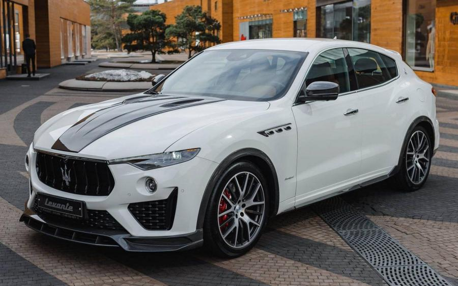 Maserati Levante GranSport Shtorm GT by Larte Design '2019