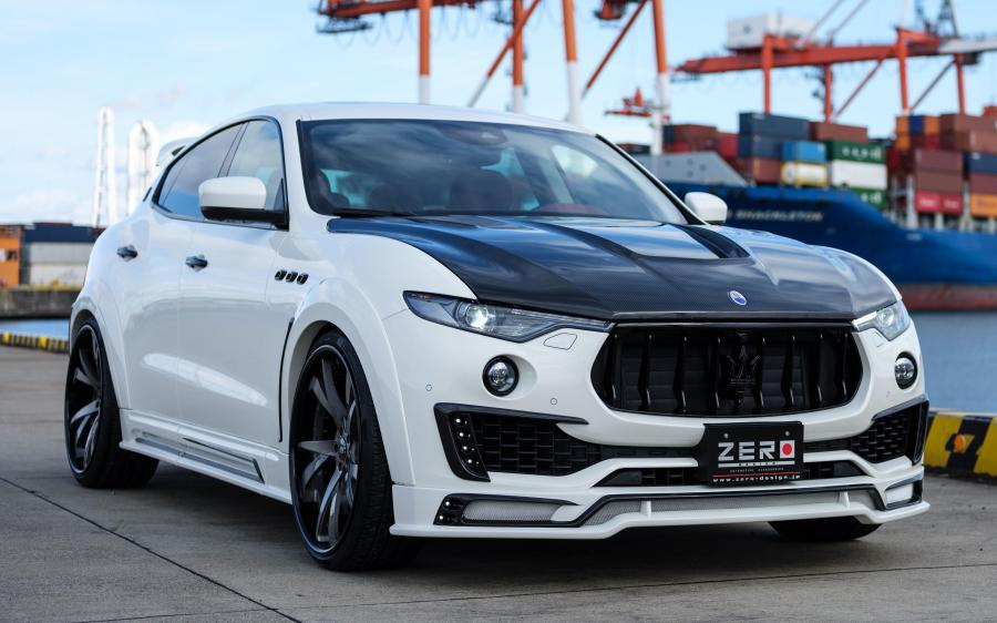 Maserati Levante by Zero Design '2019