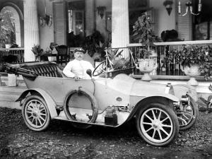 1912 Mathis Baby 10 HP 6/16 PS Torpedo