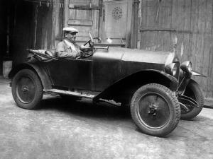 Mathis Type P 6 CV Roadster 1921 года