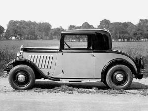1931 Mathis TY 5 CV Coupe Grand Luxe