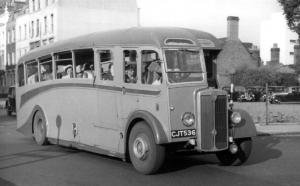 Maudslay Marathon III Whitson (C33F) (UK) '1948
