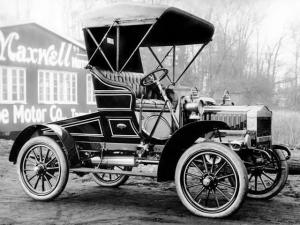 1906 Dr. Maxwell Model N Runabout