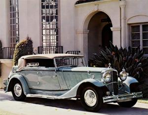 1930 Maybach Zeppelin DS7 Cabriolet