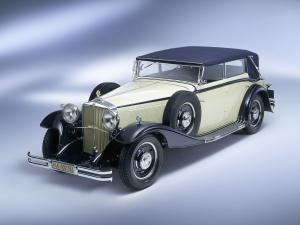 1930 Maybach Zeppelin DS8 4-Door Cabriolet