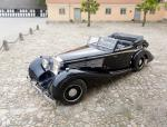 Maybach Zeppelin DS8 Cabriolet by Wagner in the Style of Spohn 1933 года