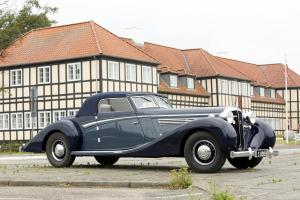 1937 Maybach SW38 Special Roadster by Spohn