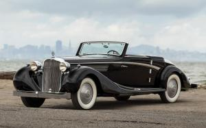 Maybach SW38 Sport Cabriolet 1938 года