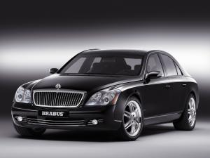 Maybach 57 by Brabus 2004 года