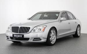 Maybach 57S by Brabus 2006 года