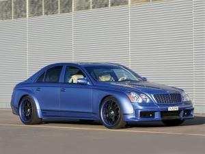 Maybach 57S by FAB Design 2009 года