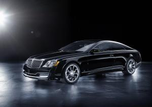 2010 Maybach 57S Coupe