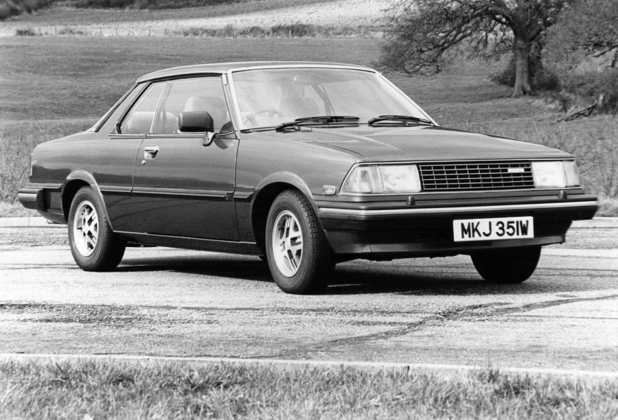 Mazda 626 Coupe (UK) '1980