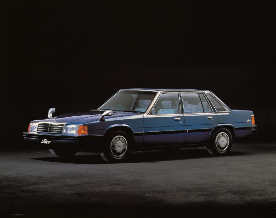 1981 Mazda Luce Saloon RE