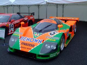 Mazda 787B LeMans Winner 1991 года