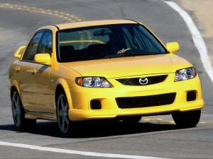 2002 Mazda Protege by Mazdaspeed