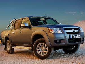 Mazda BT-50 Double Cab 2006 года