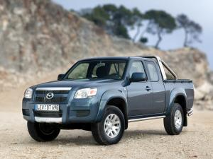 Mazda BT-50 Extended Cab 2006 года