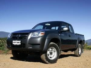 Mazda BT-50 Freestyle Cab 2006 года