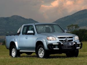 2006 Mazda BT-50 Freestyle Cab