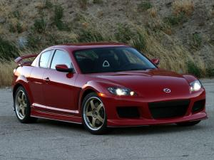 Mazda RX-8 Speed Equipped 2006 года