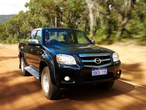 2008 Mazda BT-50 Boss Freestyle Cab