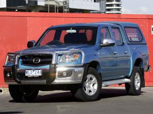 Mazda BT-50 Double Cab 2008 года (AU)