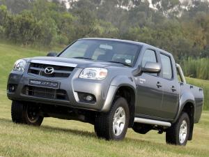 2008 Mazda BT-50 Double Cab