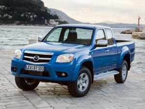 2008 Mazda BT-50 Freestyle Cab