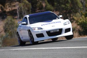 Mazda RX-8 TurboCharged 2009 года