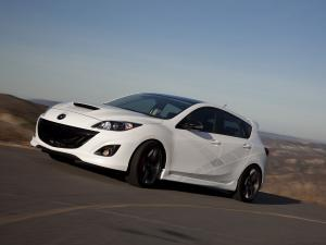 Mazda3 Hatchback by Mazdaspeed 2009 года
