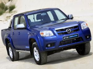 2010 Mazda BT-50 Edge Double Cab