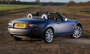 Mazda MX-5 Mk III Cosworth by BBR 2010 года