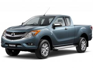 Mazda BT-50 Freestyle Cab 2011 года (AU)