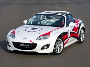 Mazda MX-5 GT Race Car 2011 года