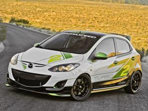 Mazda2 Turbo by Mazdaspeed 2011 года