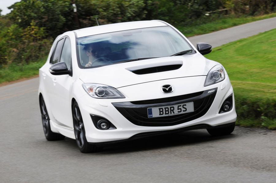 Mazda3 MPS Phase 2 by BBR