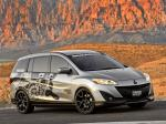 Mazda5 MRLS Support Vehicle 2011 года