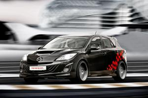 Mazda3 MPS by MR Car Design 2012 года