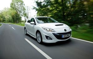 Mazda3 Upgraded 2012 года
