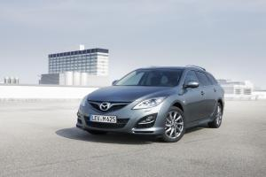 Mazda6 Wagon Edition 40 2012 года