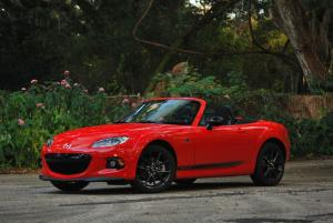 Mazda MX-5 Miata Club 2013 года