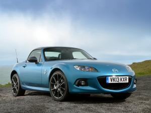 Mazda MX-5 Roadster-Coupe Sport Graphite 2013 года