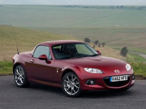 2013 Mazda MX-5 Roadster-Coupe Venture